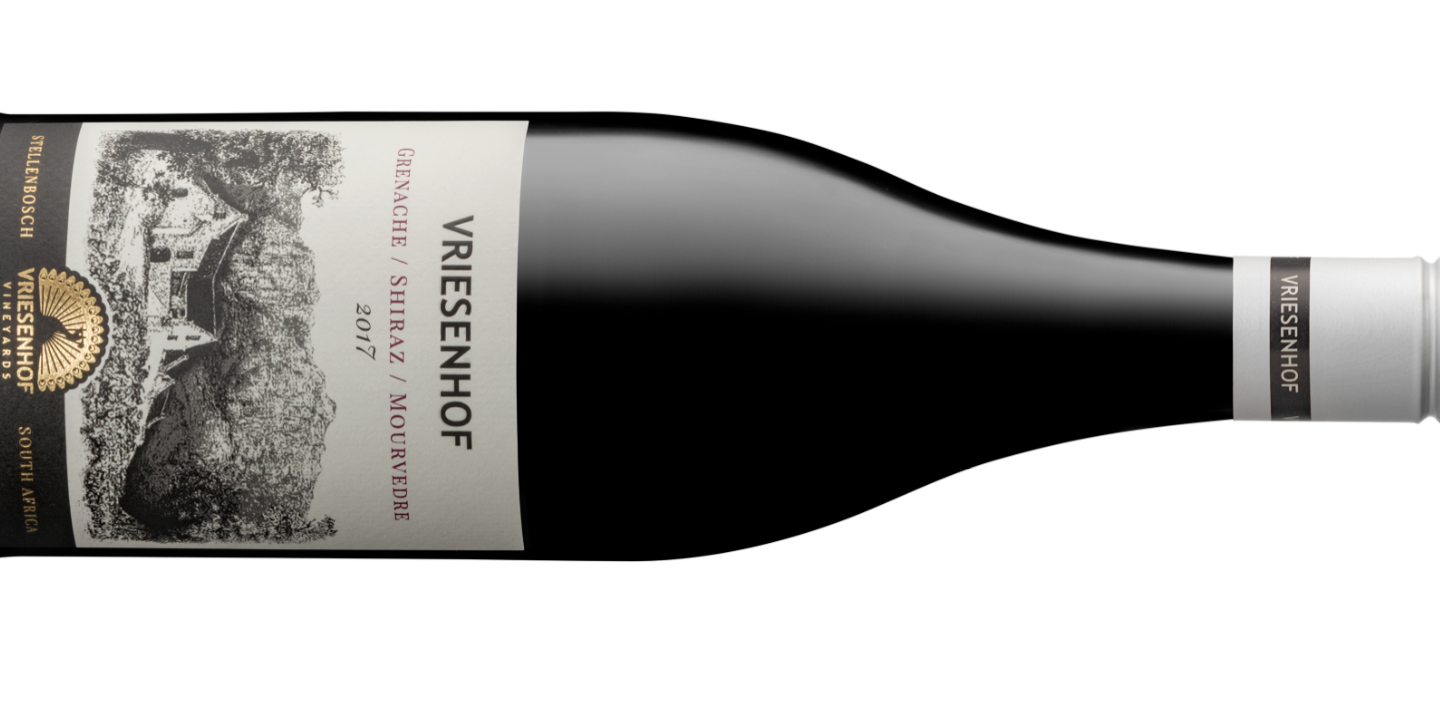 A nod to classic French winemaking with Vriesenhof Grenache Shiraz Mourvèdre (PR)