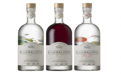 Blaauwklippen Brings Signature Zinfandel Wine into New Gin Range #PR