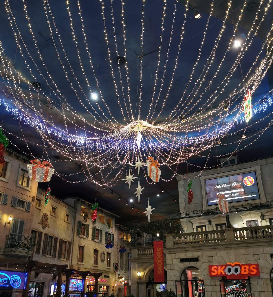 Montecasino Christmas Holiday BoozyFoodie Press Release
