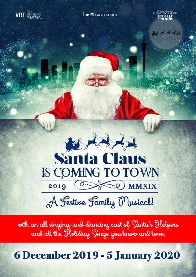 Montecasino Festive Season BoozyFoodie Press Release
