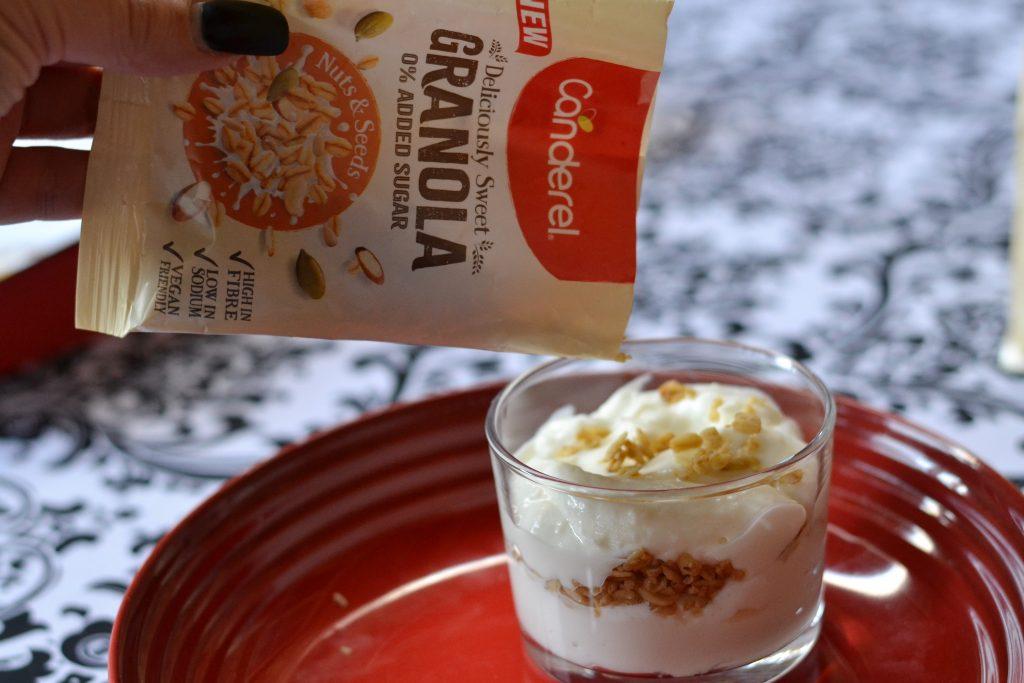Canderel Granola Seeds & Nuts Four Seeds Boozy Foodie Roelia Schoeman