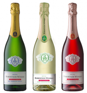 Robertson Winery Non-Alcoholic Dry Sparking Press Release BoozyFoodie Roelia Schoeman