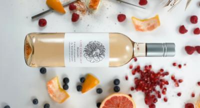 Waterkloof unveils its charming Cape Coral 2019 Mourvèdre Rosé #PR