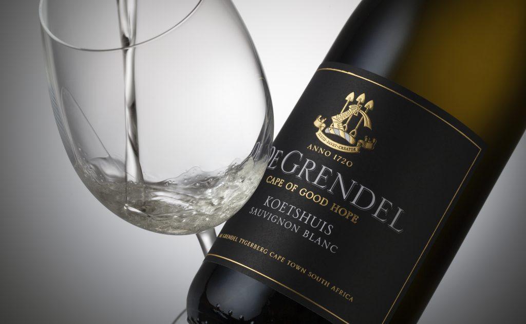 De Grendel Juliet Cullinan Standard Bank Wine Festival 2020