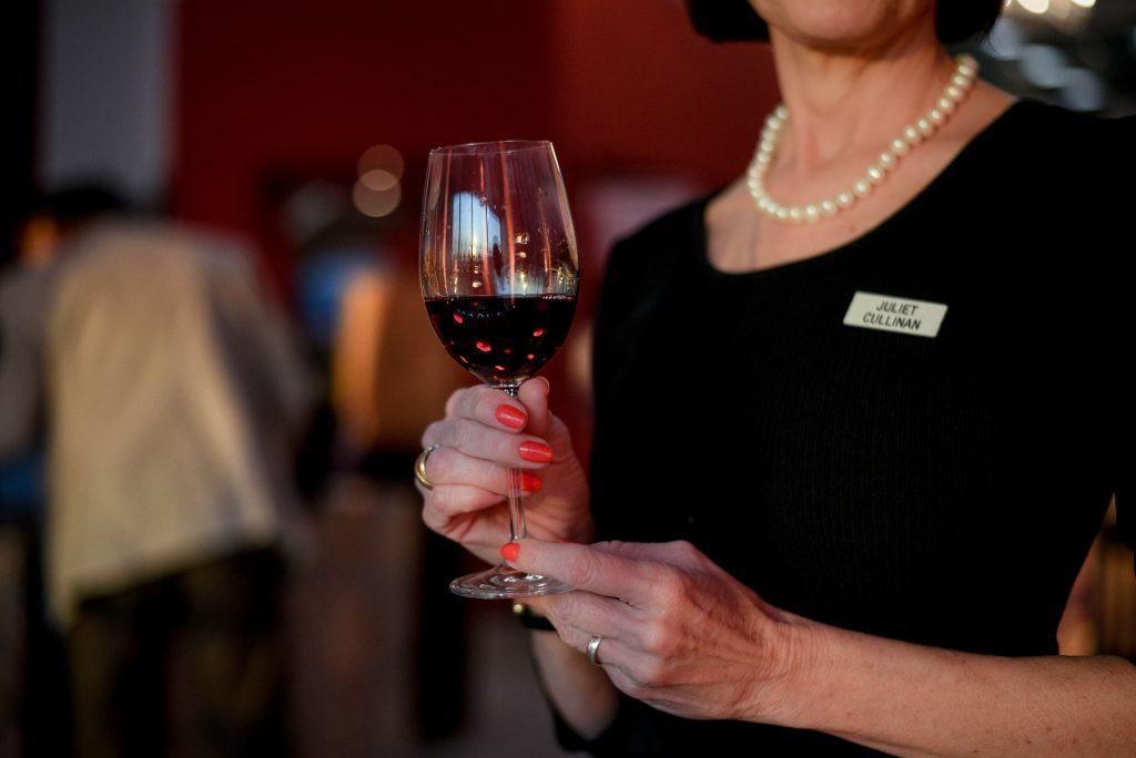 Juliet Cullinan Standard Bank Wine Festival 2020