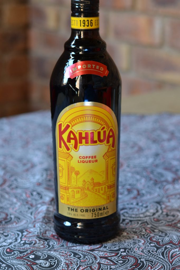 Kahlua Boozy Foodie White Russian South African The Day of the Dude