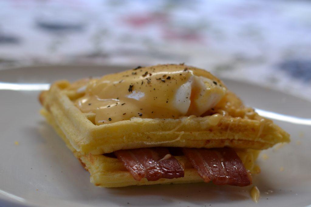 #WaffleDay South Africa Ina Paarman Waffles Roelia Schoeman Boozy Foodie