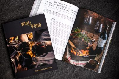 SA's Most Definitive Wine and Food Pairing Guide to Date Launched! #PR
