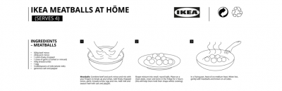 Iconic Eats – IKEA's Swedish Meatballs #IKEAMeatballs