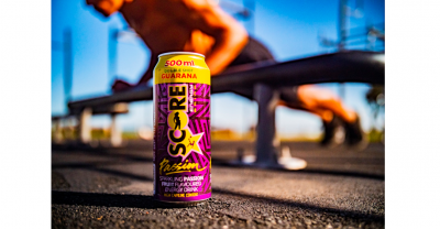 Fuel your passion with new Score Passion Fruit #PR