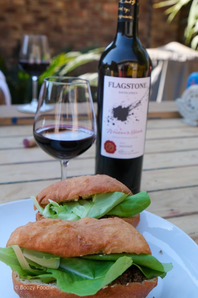 Vetkoek Day Flagstone Pinotage