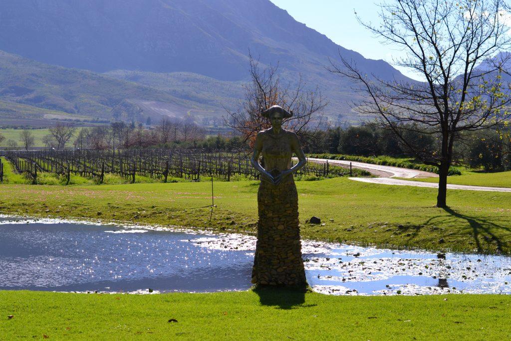 Saronsberg Roelia Schoeman Boozy Foodie Tulbagh Wine Route
