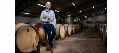 Eikendal's new winemaker stakes her claim with enchanting Rosé #PR