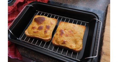 Nostalgic Eats: Welsh Rarebit