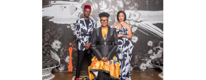 Black Crown launches Heritage Month Collaboration with Designer Palesa Mokubung #PR