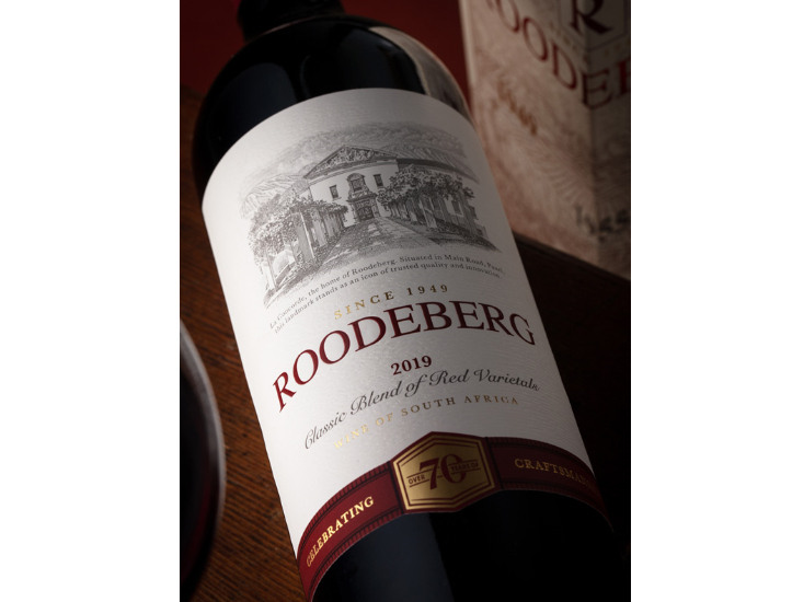 Roodeberg Classic Red has a lifetime  of stories in every bottle #PR
