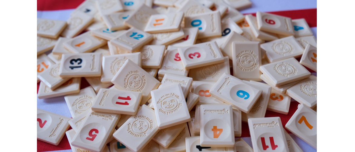 The Rummikub Experience:  Review and Giveaway!