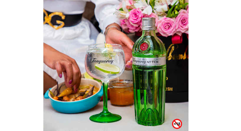 Tanqueray pays homage to South African Foodies with new #TanquerayFoodie Campaign #PR