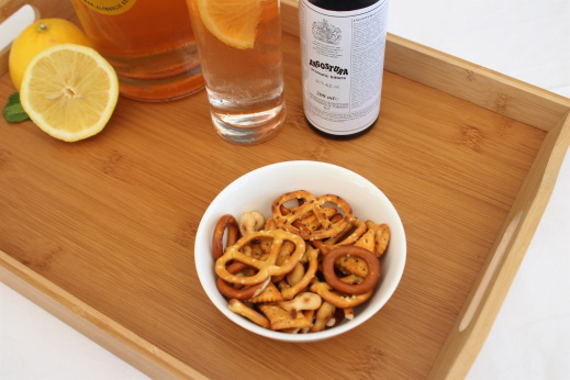"Pairing the Ultimate ""Ocsober"" Summer Refreshment with Sweet and Salty Nibbles #PR"