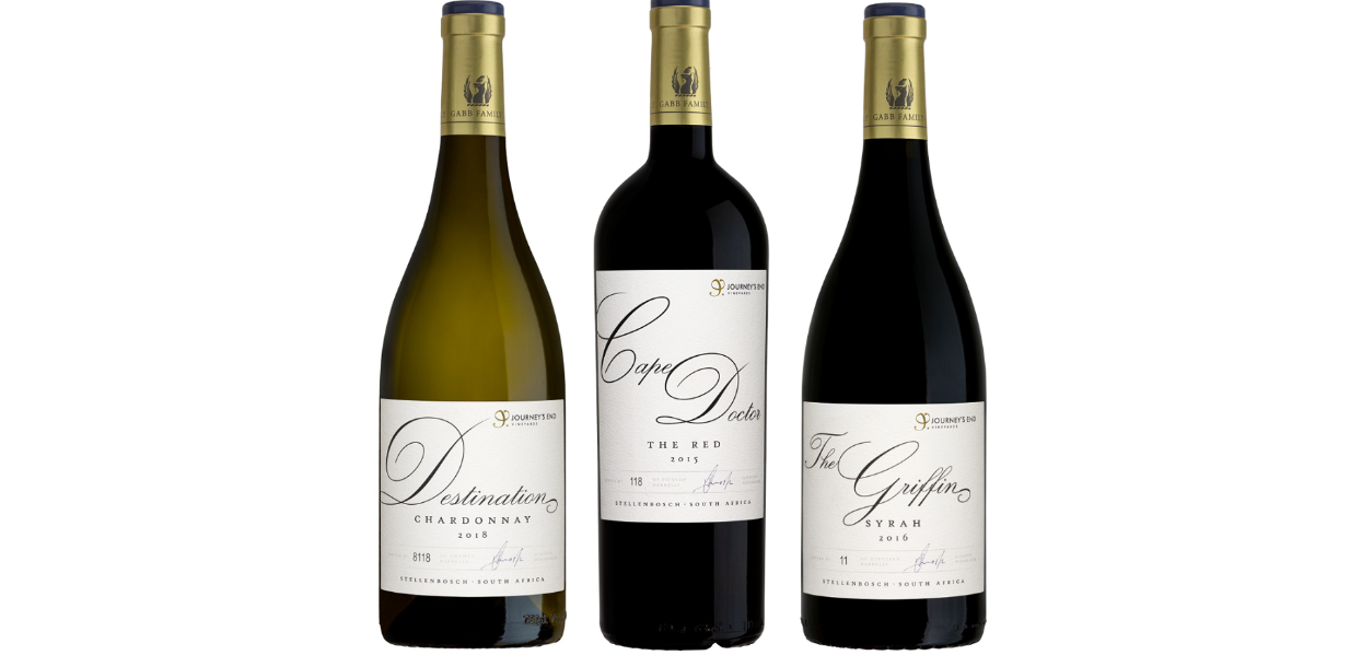 Journey's End Vineyards Release The Rebranded Precision Series to High Acclaim #PR