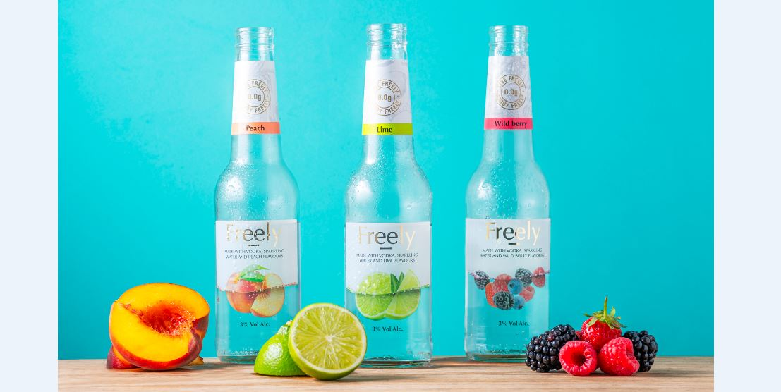 Freely – the new proudly SA zero sugar, low alcohol hard seltzer (Drinks News)