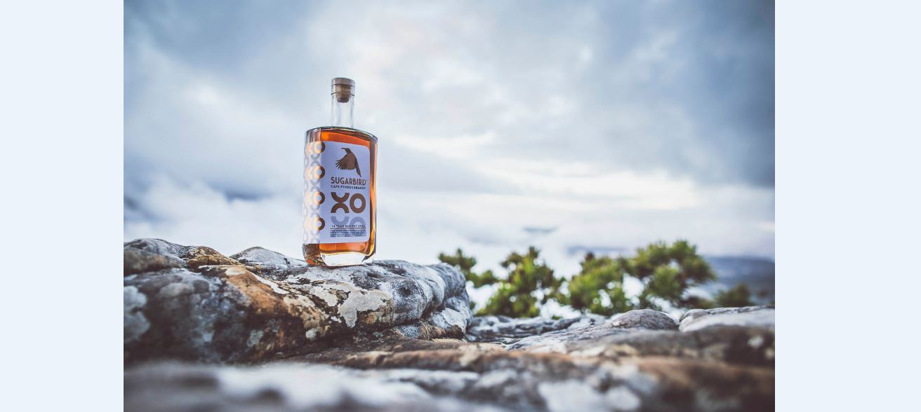 Cape Town's Sugarbird Craft Gin, spreads its wings to brandy (Boozy News)