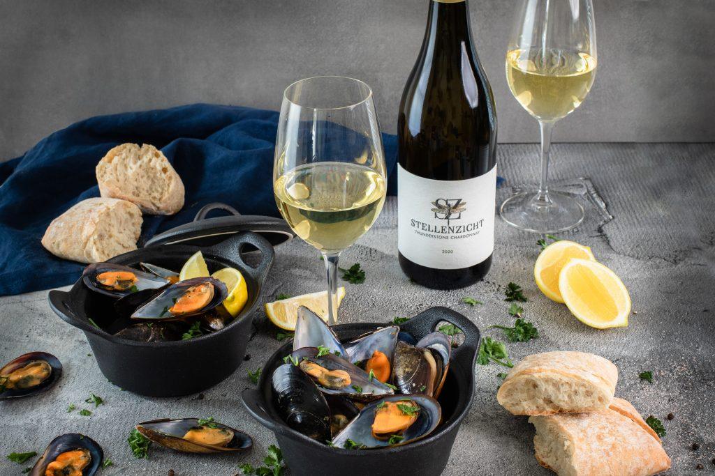 Thunderstone Chardonnay & Mussels 2