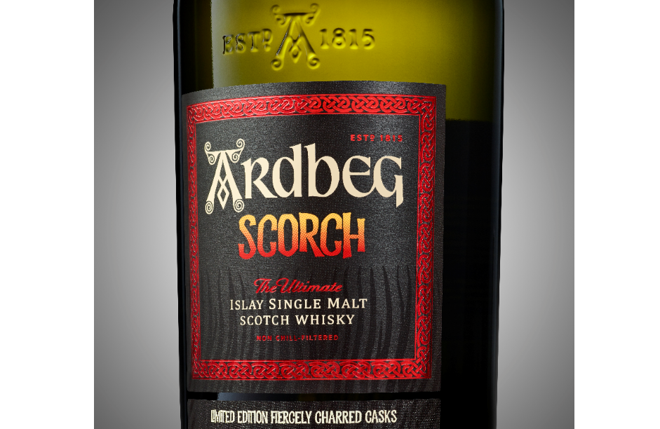 Discover Lair Upon Lair of Flavour in Ardbeg Scorch!  #News