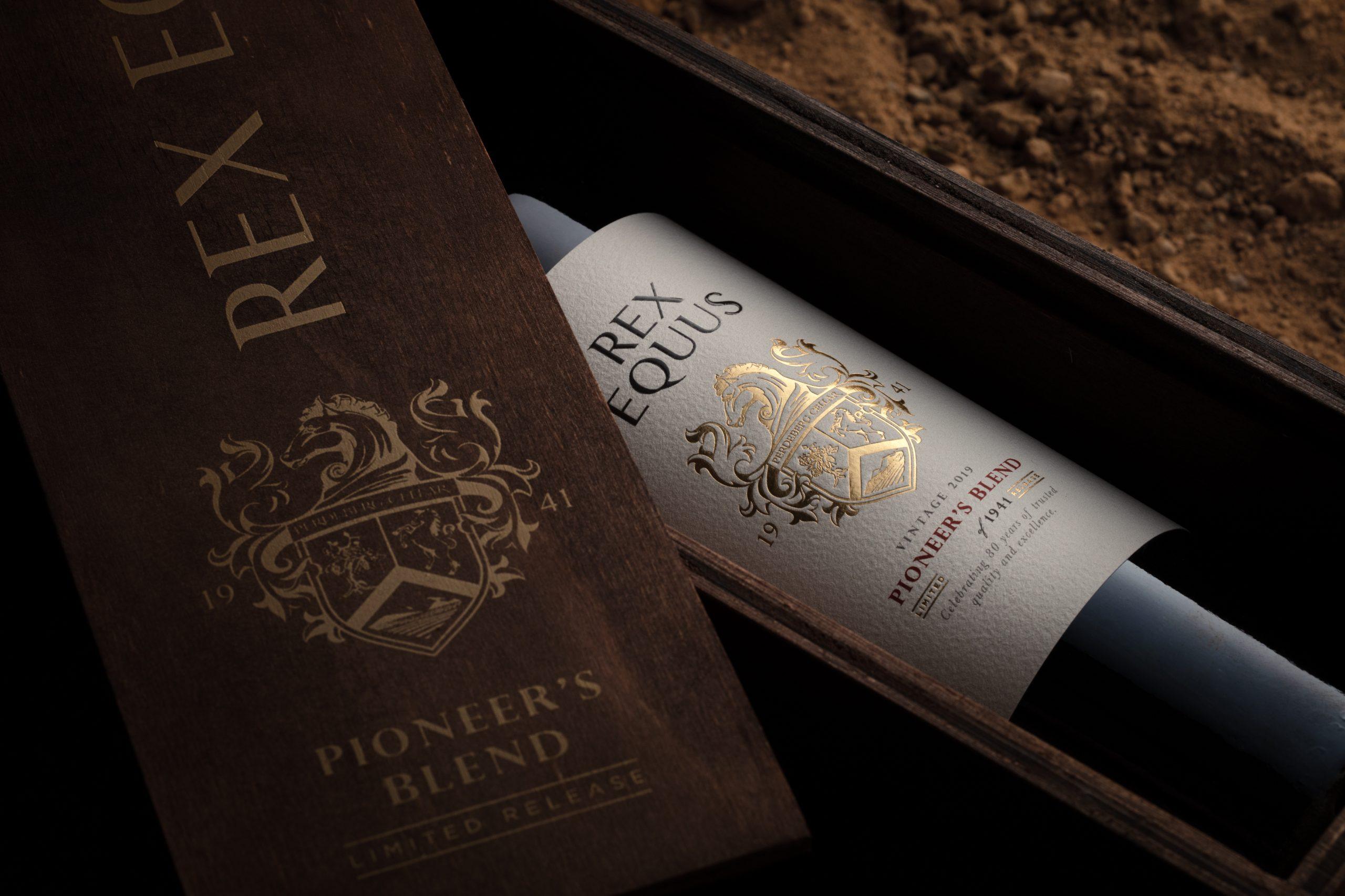 Perdeberg Rex Equus Pioneer's Blend