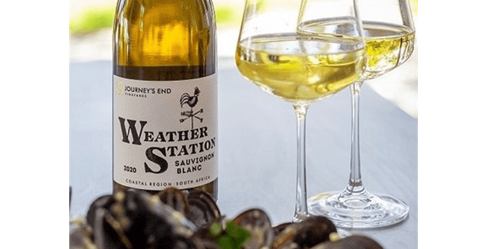 Journey's End Winemaker Mike Dawson's White Wine Mussel Soup to be enjoyed with Journey's End Weather Station Sauvignon Blanc #News