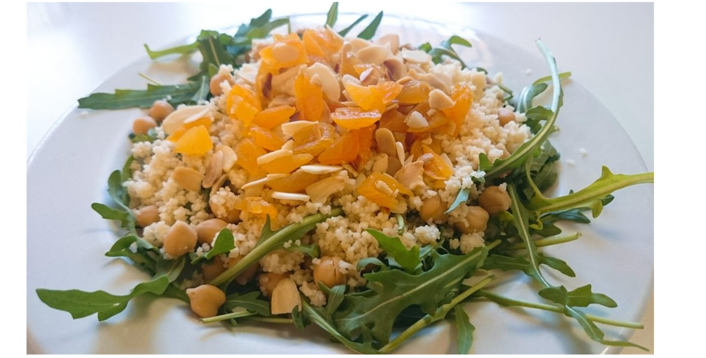 Moroccan Apricot Couscous Salad – Quick and Easy