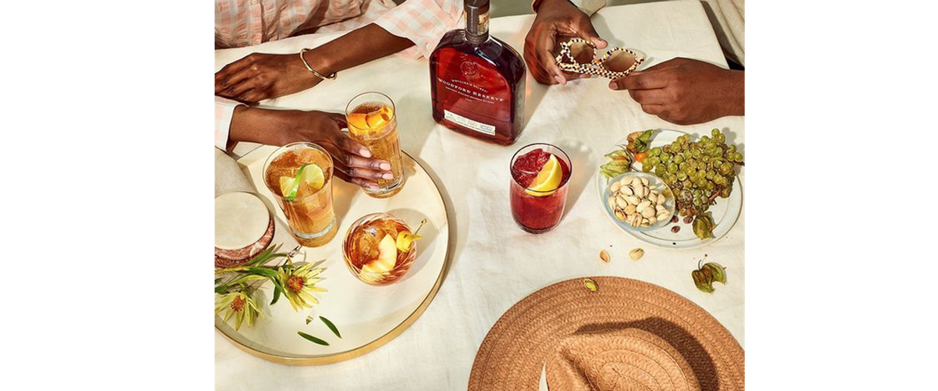 A Spring Spectacle for the Senses: Bourbon Cocktails #News