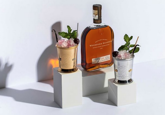 Woodford Reserve South Africa Mint Julep