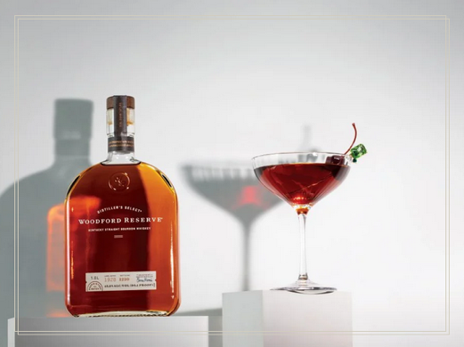 Woodford Reserve South Africa Manhattan