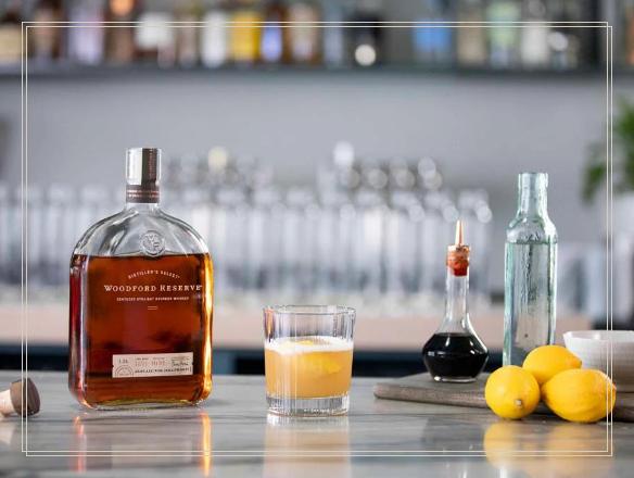 Woodford Reserve Bourbon Sour