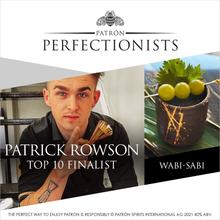 Patrón Perfectionists Announces Top 10 Competition Finalists! #News